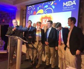 South Carolina Chapters Recognized by MDA